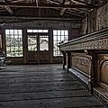 Old West Saloon Bar -- Bannack Ghost Town Montana by Daniel Hagerman
