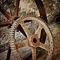 Old Wheels by Odd Jeppesen