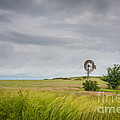 Old Windmill by Michael Ver Sprill