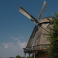 Old Windmill by TouTouke A Y