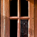 Old Window by Edgar Laureano