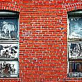 Old Windows Bricks by Henrik Lehnerer