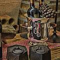 Old Wine by Gillian Singleton