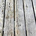 Old Wood Texture by Henrik Lehnerer