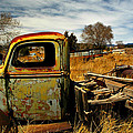 Old Workhorse by Jeannette Wood