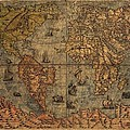 Old World Map by Dan Sproul