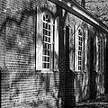 Old Wye Church Wye Mills by Paul Yoder