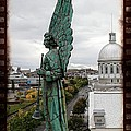 Olde Montreal Angel by Alice Gipson