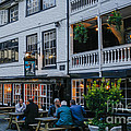 Oldest Coaching Inn In London by Patricia Hofmeester