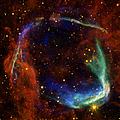 Oldest Recorded Supernova by Adam Romanowicz