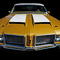 Oldsmobile 442 by Dave Mills