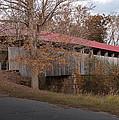 Oldtown Covered Bridge by Jack R Perry