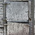 Ole Barn Door by Lynn Sprowl