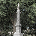 Ole Miss Confederate Statue by Joshua House