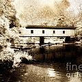 Olin Dewey Covered Bridge 35-04-03 by Robert Gardner