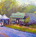 Olive Market Festival by Terry  Chacon