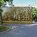 Oliver C. Brownell House On The Commons In Little Compton Rhode Island by Jeff Hayden