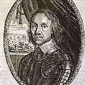 Oliver Cromwell, English Politician by British Library
