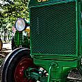Oliver Tractor by Mark Alder