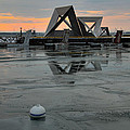 Olympic Harbor Kingston by Jim Vance