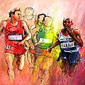 Olympics 10000m Run 01 by Miki De Goodaboom