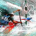 Olympics Canoe Slalom 02 by Miki De Goodaboom