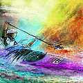 Olympics Canoe Slalom 03 by Miki De Goodaboom