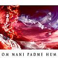 Om Mani Padme Hum by Vee Huynh