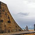 Omaha Beach Memorial by Elvis Vaughn