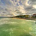 Omaha Beach  by Rob Hawkins