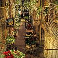 Omaha's Old Market Passageway by Elizabeth Winter
