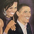 Ombience Of Love The Obama by Arron Kirkwood