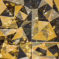 Omg Modern Triangles II by south Social Studio