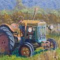 On A Westland Farm  by Terry Perham