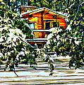 On A Winter Day by Steve Harrington