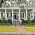 On Guard In New Orleans by Steve Harrington