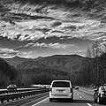 On Interstate 40 West by Ben Shields