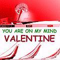 On My Mind Valentine by Joe Jake Pratt