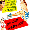 On Our Merry Way, Us Poster, Dorothy by Everett