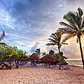 On The Beach by Paul Fell