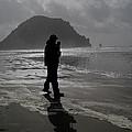 On The Beach by Stephanie Salter