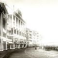On The Boardwalk by Kenneth Krolikowski