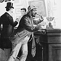 On The Bowery, 1894 by Granger