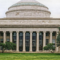 On The Campus Of Mit - Cambridge Massachusetts by Mountain Dreams