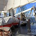 On The Deck Of A Sailing Ship by Four Hands Art