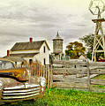 On The Farm by John Anderson