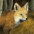 On The Hunt by Rick Bainbridge