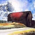 On The Macon Road. - Saline Michigan by Yoshiko Mishina