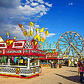 On The Midway by Ric Soulen