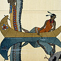 On The Missouri by Georges Barbier